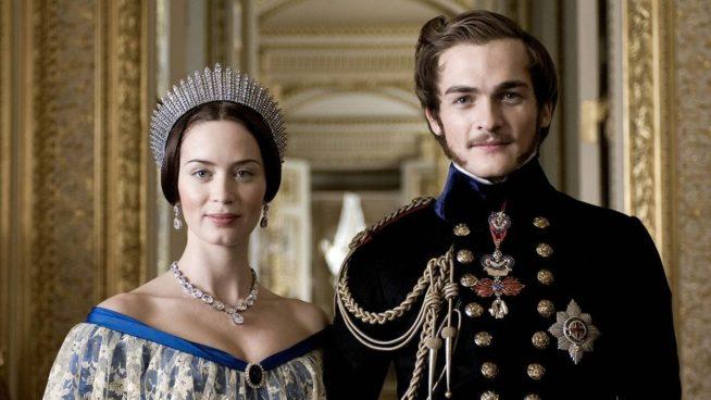 cena de A Jovem Rainha. foto: reprodução