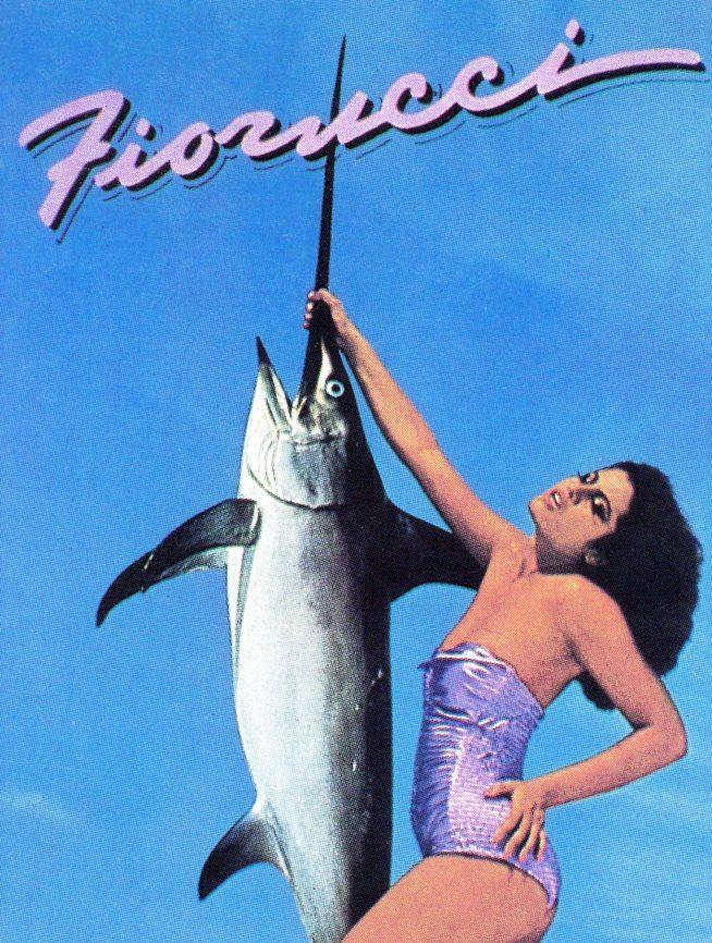 campanha da Fiorucci nos anos 80