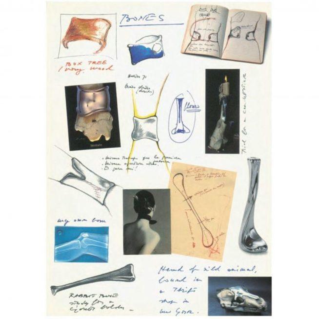 Página do Livro Fifteen of My Fifty With Tiffany, the Elsa Peretti-FIT