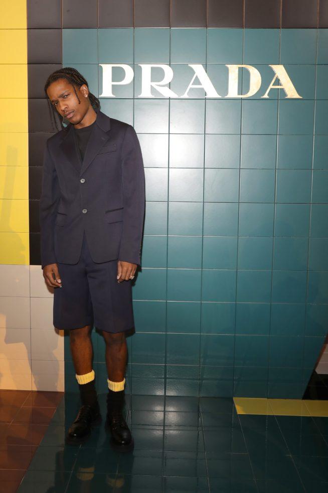 wearing-prada-jacket-bermuda-shorts