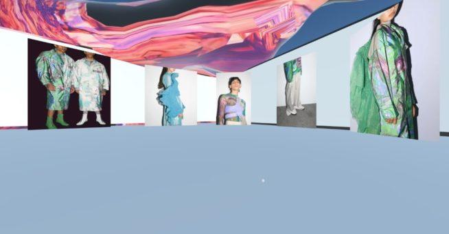 Captura de Tela da Exposição ÍON