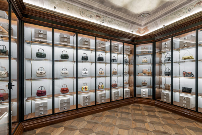 Gucci Archive   Fotos: Valentina Sommariva