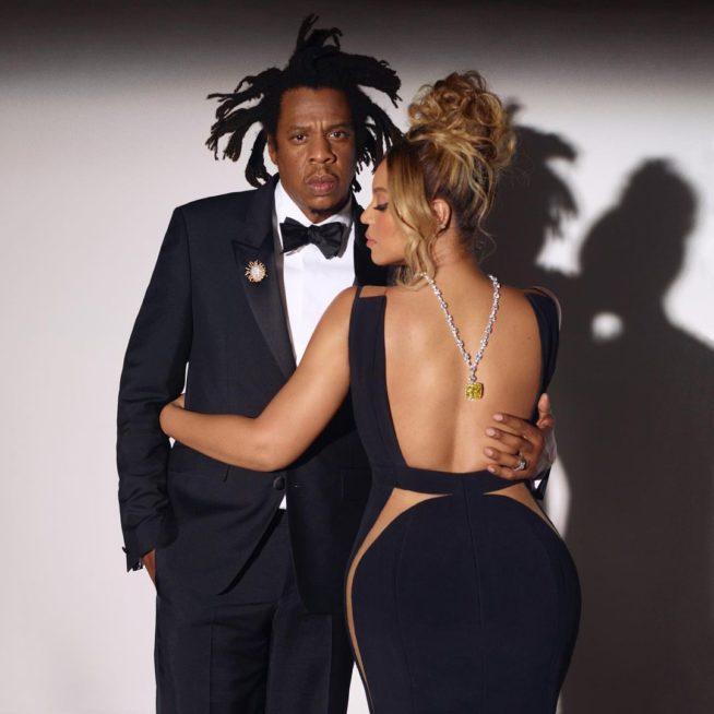 Beyoncé e Jay-z para Tiffany&Co. | Foto de Mason Poole