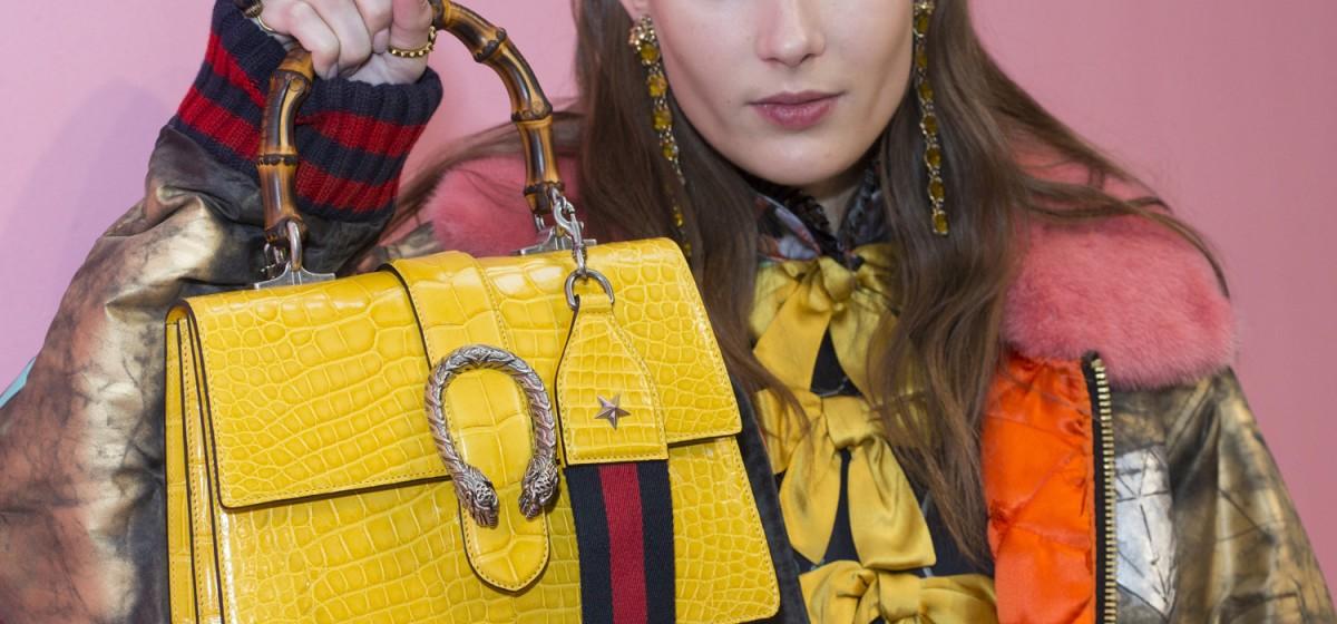 Bolsa da Gucci ©Agência Fotosite