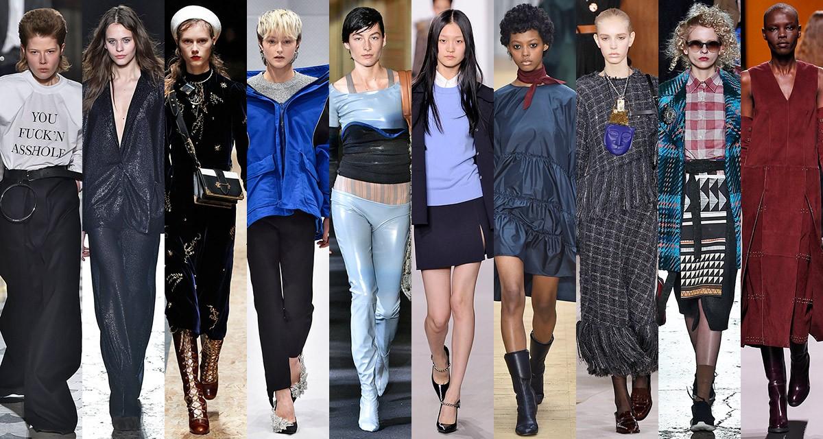 e182a760eb ... 10 tendências das passarelas internacionais do Inverno 2017. O  streetwear da Vetements