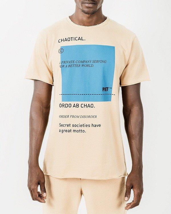 camisetas com mensagem piet