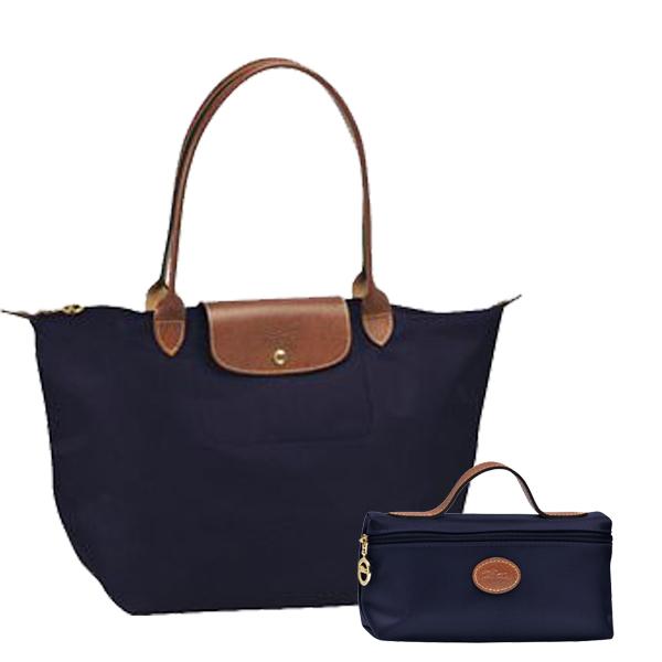 Longchamp Le Pliage (em diversos tamanhos, a partir de R$ 350)