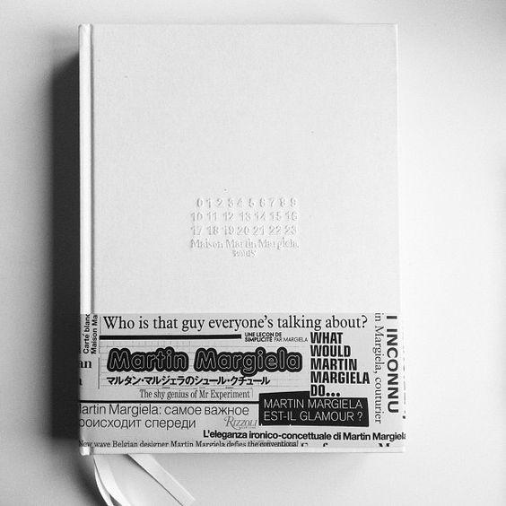 Livro Martin Margiela na Pair Store (R$ 520)