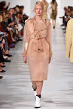 Trench coats: Maison Margiela