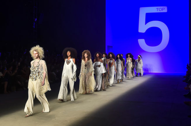 Top 5 - Karine Fouvry - SPFW N46 out/2018 foto: Rafael Chacon / Fotosite